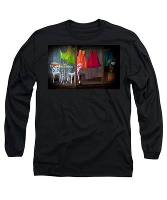 When A Woman Dreams Long Sleeve T-Shirt