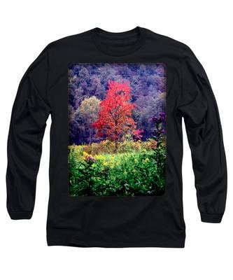 Wildwood Flowers Long Sleeve T-Shirt