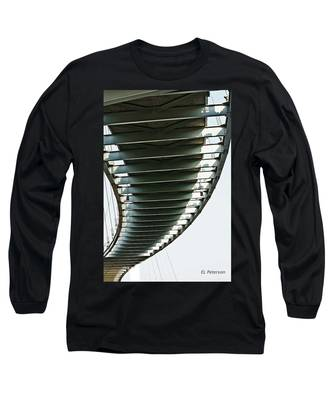 Bob Kerrey Pedestrian Bridge Long Sleeve T-Shirt