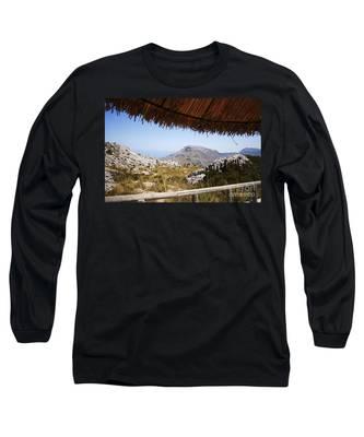 Calobras Road Long Sleeve T-Shirt