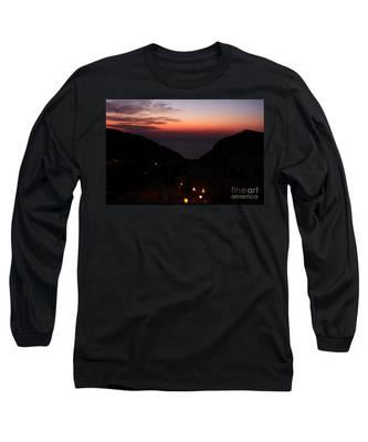 Estellencs View Long Sleeve T-Shirt