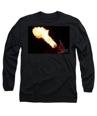 Fire Axe Long Sleeve T-Shirt