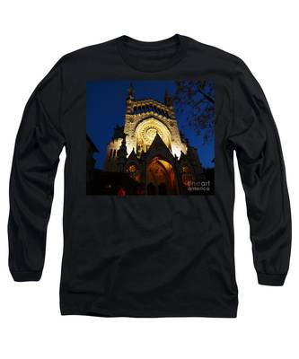 Soller Cathedral Long Sleeve T-Shirt