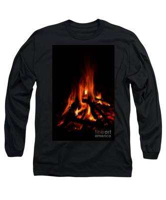 The Fire Long Sleeve T-Shirt