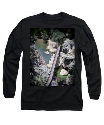 The Foot Bridge Long Sleeve T-Shirt