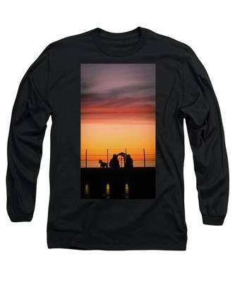 22nd St Sunset Long Sleeve T-Shirt
