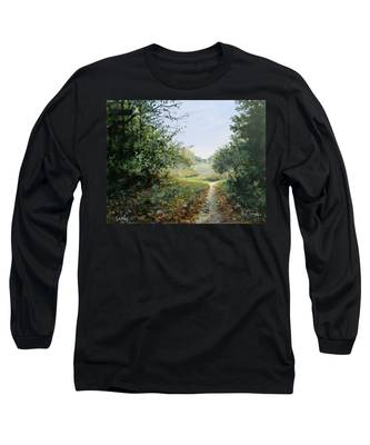 A Search Long Sleeve T-Shirt