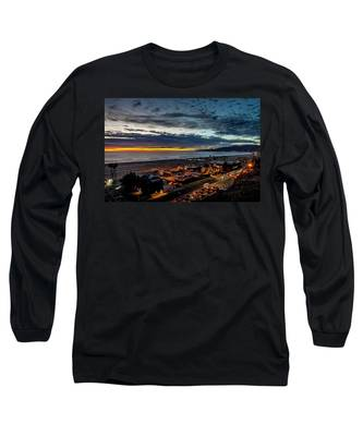 After The Storm And Rain  Long Sleeve T-Shirt