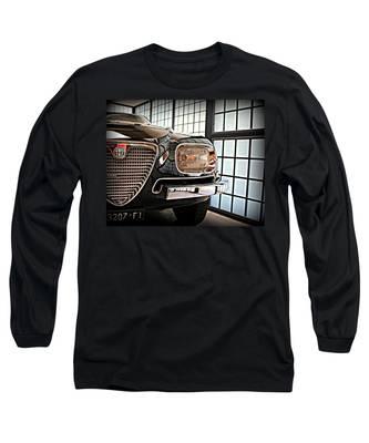 Alfa Romeo In Black Long Sleeve T-Shirt