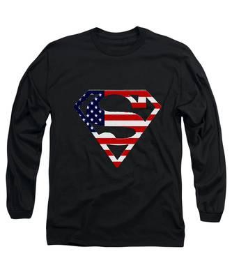 Kryptonite Long Sleeve T-Shirts