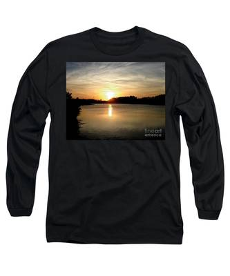 Anderson Stormwater Park In Rockledge Florida Long Sleeve T-Shirt
