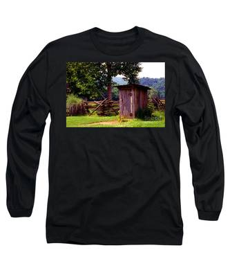 Appalachian Hill-ton Long Sleeve T-Shirt