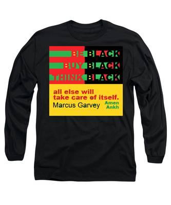Be Black Rbg Long Sleeve T-Shirt