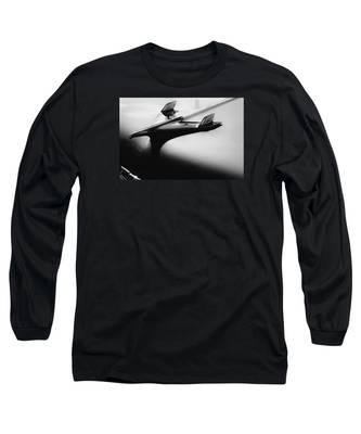 Bel Air Art Deco Eagle Long Sleeve T-Shirt