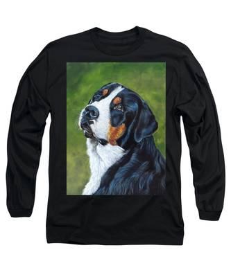 Bernie Long Sleeve T-Shirt