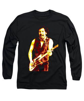 E Street Band Long Sleeve T-Shirts