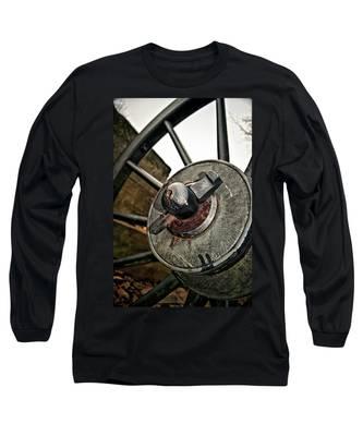 Cannon Wheel Long Sleeve T-Shirt