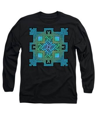 Celtic Castle Long Sleeve T-Shirt