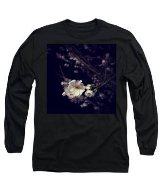 Cherryblossom Long Sleeve T-Shirts