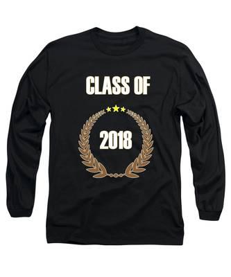 Class Of 2018 Long Sleeve T-Shirt