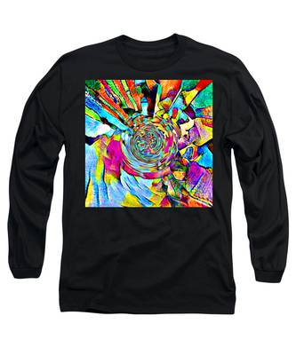 Color Lives Here Long Sleeve T-Shirt