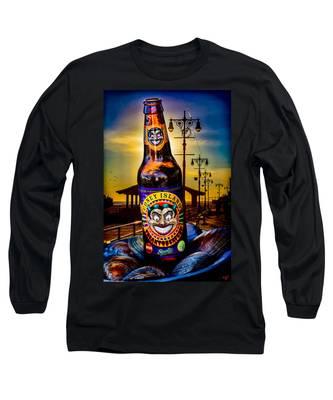 Coney Island Beer Long Sleeve T-Shirt