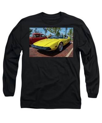 De Tomaso Pantera Long Sleeve T-Shirt