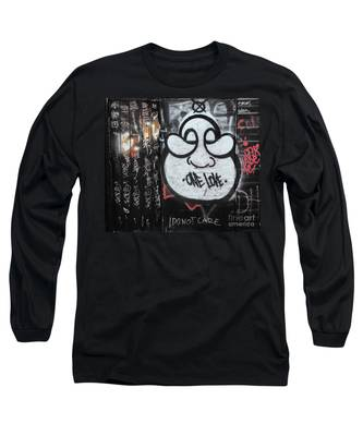 Detachment From Outcome Long Sleeve T-Shirt