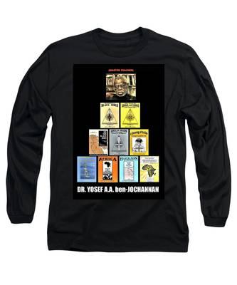 Dr. Ben Long Sleeve T-Shirt