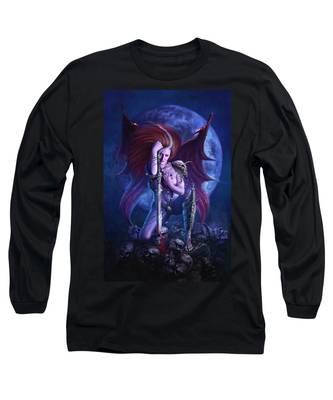 Drakaina Long Sleeve T-Shirt