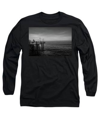 Early Morning Redondo By Mike-hope Long Sleeve T-Shirt