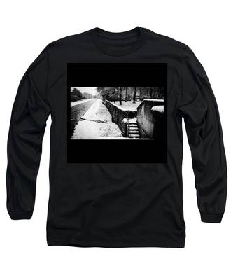 Stairs Long Sleeve T-Shirts