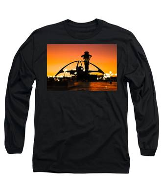 Encounters Lax With Light Long Sleeve T-Shirt