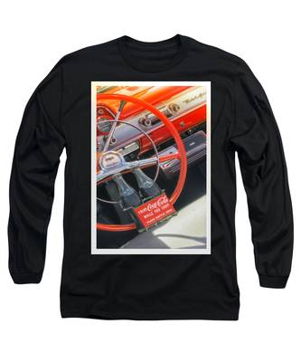 Enjoy While You Shop Long Sleeve T-Shirt