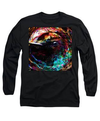 Eyes Of The World Long Sleeve T-Shirt