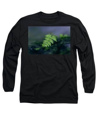 Frozen Fern II Long Sleeve T-Shirt