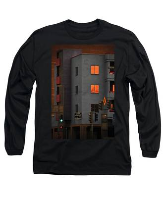 Long Sleeve T-Shirt featuring the photograph Go by Skip Hunt