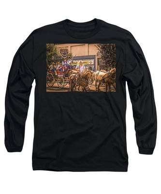 Goshen Mounted Police Long Sleeve T-Shirt