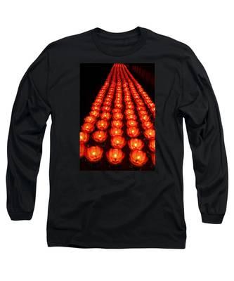 Healing Lights 1 Long Sleeve T-Shirt