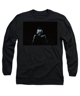 Hidden In Shadows Long Sleeve T-Shirt