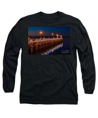 Holiday On The Docks Long Sleeve T-Shirt