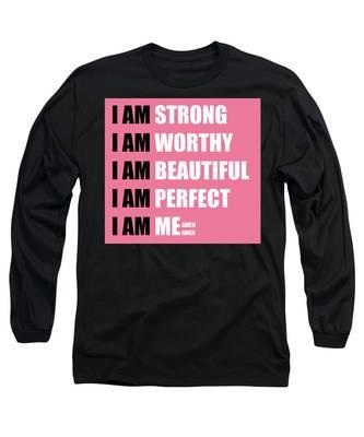 I Am Long Sleeve T-Shirt