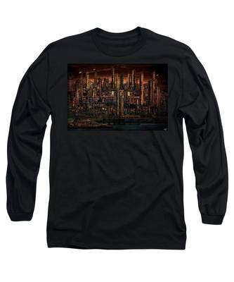 Industrial Psychosis Long Sleeve T-Shirt