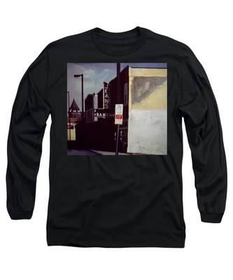 Jean's Bakery Long Sleeve T-Shirt