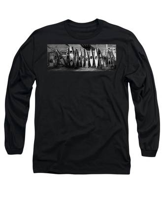 Kayaks And Canoes Long Sleeve T-Shirt