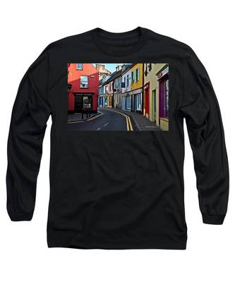 Kinsale Street Long Sleeve T-Shirt