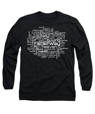 Music Led Zeppelin Long Sleeve T-Shirts