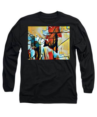 Left To Die Upon The Ground Long Sleeve T-Shirt