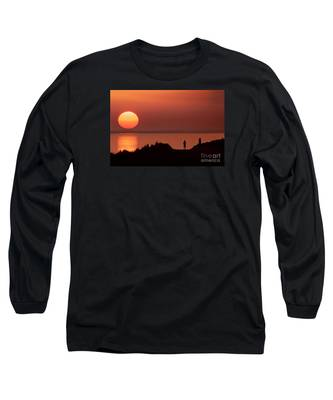 Llangennith Late Summer Days Long Sleeve T-Shirt