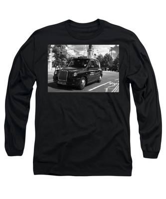 London Taxi Long Sleeve T-Shirt